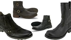 Vinterens sko for menn