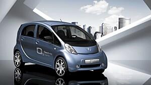 2011 - Peugeot iON