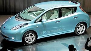 2010 - Nissan Leaf