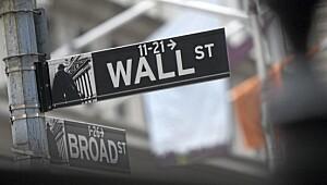 Krisetur på Wall Street
