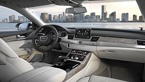 Audi A8 - Ny toppmodell fra Audi