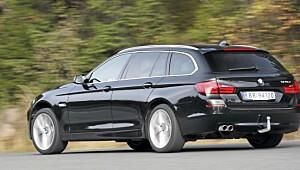 Alt du trenger i en BMW