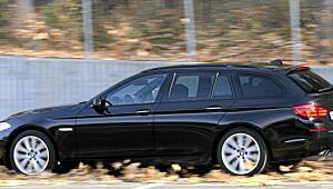 BMW-motoren som danker ut diesel