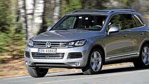 Sports-SUV med miljøalibi