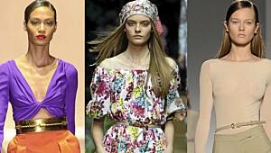 Vårens ti viktigste trender
