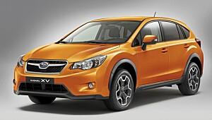 Ny norgesbil fra Subaru