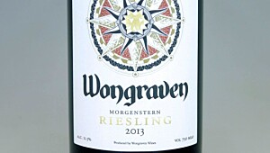 Wongraven Morgenstern Riesling 2013