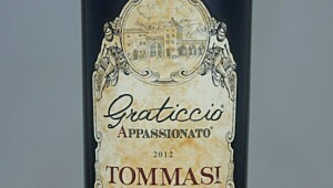 Tommasi Graticcio Appassionato 2012