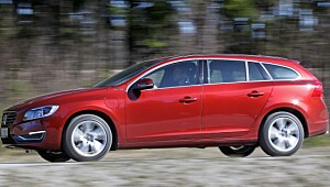 Volvo V60 D5 Twin Engine