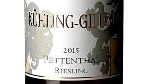 Kühling-Gillot Nierstein Pettenthal Riesling Trocken GG 2015