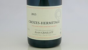 Graillot Crozes-Hermitage 2015