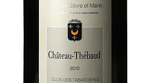 Poiron Dabin Ch. Thébaud Muscadet Sèvre et Maine Clos des Tabardières 2010