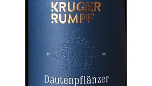 Kruger-Rumpf Dautenpflänzer Riesling GG 2015