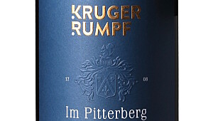 Kruger-Rumpf Pitterberg Riesling GG 2015
