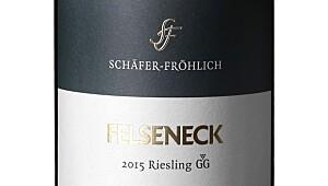 Schäfer-Fröhlich Felseneck Riesling GG 2015