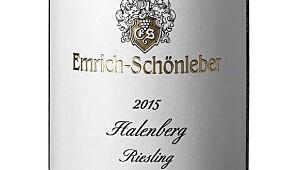 Emrich-Schönleber Halenberg Riesling GG 2015