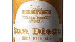 Trondhjem Mikrobryggeri San Diego IPA