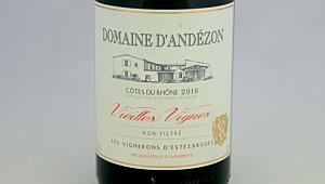 Domaine d'Andézon 2016