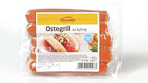 Solvinge Ostegrill av Kylling