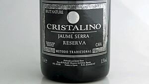 Cristalino Brut Nature Reserva