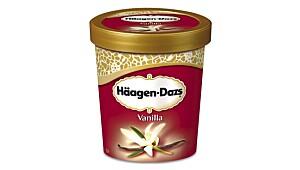Hâagen Dazs Vanilla