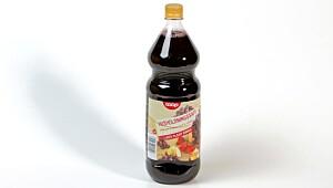 Coop Husholdningssaft Uten tilsatt sukker