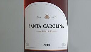 Santa Carolina Carmenère Rosè 2010