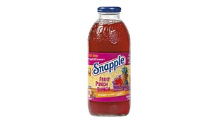 Dårlig alternativ: Snapple fruit punch