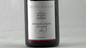 Georg Breuer Spätburgunder Rouge 2008