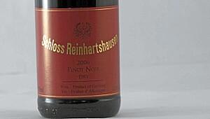 Schloss Reinhartshausen Pinot Noir 2006