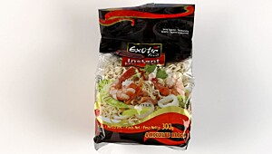 Exotic Food Instant Noodles