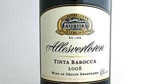 Allesverloren Tinta Barocca 2008
