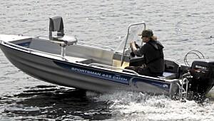 Fiskebåt nummer 1