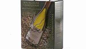 La chablisienne bourgogne chardonnay,