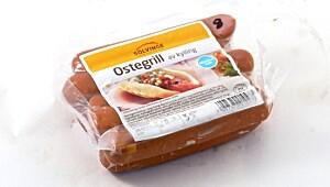 Solvinge Ostegril av kylling
