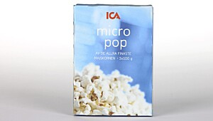 ICA Micropop