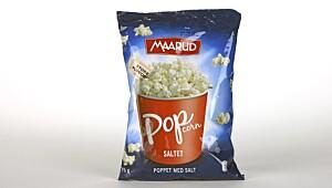 Maarud Popcorn saltet