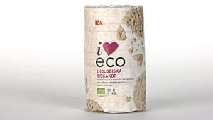 Ica Eco Ekologiska Riskakor