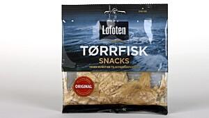 Lofoten Tørrfisk Snacks