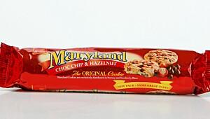Bisca Maryland Choc Chip & Hazelnut