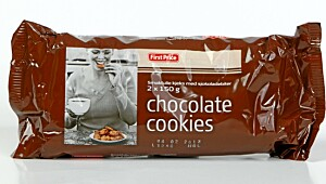 FirstPrice Chocolate Cookies