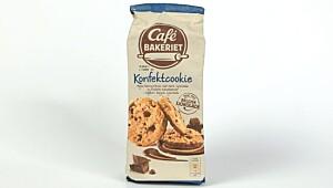 Cafébakeriet Konfektcookie