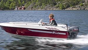 God ungdomsbåt