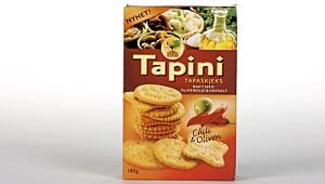 Sætre Tapini Chili & Oliven
