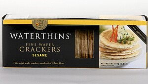 Waterthins Crackers Sesame