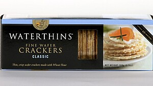 Waterthins Crackers Classic