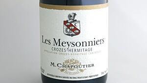 Crozes-Hermitage les Meysonniers 2009
