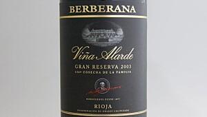 Berberana Viña Alarde Gran Reserva 2003