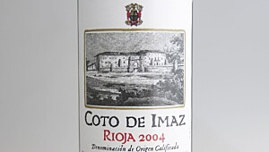 Coto de Imaz Reserva 2004