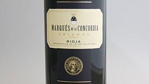 Marqués de la Concordia Crianza 2007